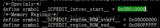 在IAR调试stm32中断偏移的奇怪现象
