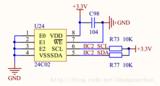 stm32 i2c eeprom 24C02
