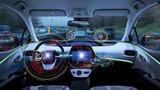 现代首推5G自动驾驶概念车