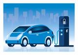 在电动汽车充电市场的竞争中占据有利地位