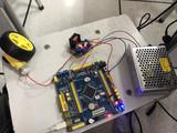 基于L298N的STM32的直流电机PWM调速控制
