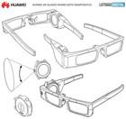 华为正式加入AR赛道,新专利AR眼镜框曝光