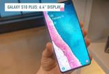国外用户曝光三星Galaxy S10/S10+真机上手视频