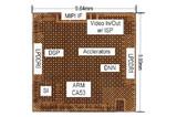 东芝推最新汽车图像识别片上系统 可提升ADAS和自动驾驶功能