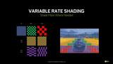 AMD可变着色比率技术专利曝光:通过选择性渲染提高帧数