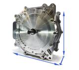 日本电产开发EV用的轮毂电机样机