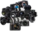 2019相机市场硝烟又起,全画幅盛宴即将来袭!