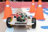 超低功率混合芯片助力小型机器人车辆感知及机器学习能力