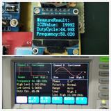 关于STM32精准采频率的实现