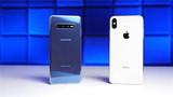 三星S10+、苹果iPhone XS Max运行速度比较