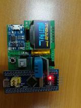 Dht11与Ds18b20温度传感器使用