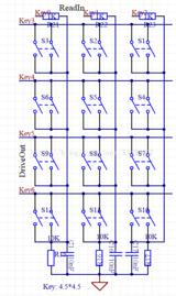 【STM32F103】按键检测(GPIO输入)