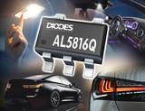 Diodes 推出符合汽车规格的 60V 快速调光线性 LED 控制器