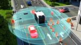 自动巡航车采用2D泛光LiDAR技术来消除盲点和确保安全