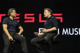 特斯拉自研自动驾驶芯片与NVIDIA交恶,后者强势回击