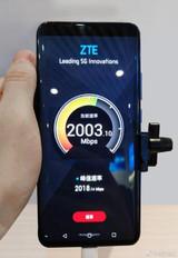 中国联通5G有多猛?速率高达2000Mbps