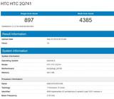 HTC神秘新机惊现GeekBench 搭载的联发科P35处理器