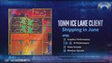 英特尔全新架构10nm Tiger Lake处理器2020年面世