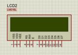 8051单片机的LCD1602使用