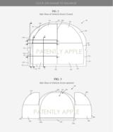 苹果新专利:为客车门窗而设计