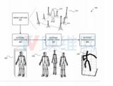 微软新专利:不同角度捕获2D图像来生成3D骨架