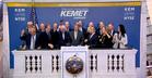 庆祝成立百年 KEMET在纽交所举行纪念仪式
