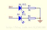 嵌入式系统学习——STM32之按键输入
