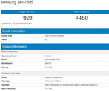 三星平板现身Geekbench:骁龙710处理器,Android 9 Pie系统