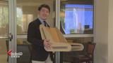 加拿大青少年研发新座椅 可探测被遗忘在车内的孩子