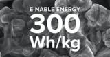国内生产的硅负极导电剂,可提高电池能量密度到300Wh/kg