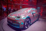 强强联合抢夺市场 大众和福特将共享MEB电动汽车平台