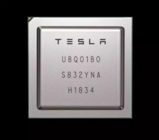 特斯拉或将启动最新定制芯片升级计划,范围涉及上万辆车