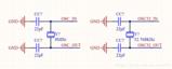 STM32F103C8T6最小系统地的构建(3)_时钟源电路-晶振