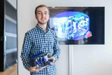戴森全新推出Dyson 360 Heurist智能吸尘机器人
