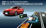瑞萨电子创新型汽车电子芯片适用于搭载ProPILOT 2.0驾驶辅助系统的全新Nissan Skyline车型