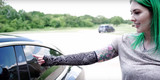 特斯拉Model 3车主在右臂植入RFID芯片 将手臂变成车钥匙