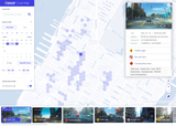 Nexar发布实时互动地图Nexar Live Map 挑战谷歌街景