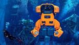 双姿态水下机器人Aquanaut面世,有何新能力?