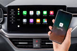 斯柯达两款车型配备无线SmartLink技术 让智能手机自动与车辆连接
