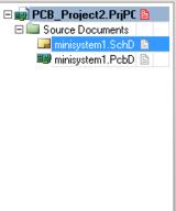 简单的PCB制作——单片机的最小系统