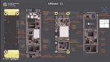 国内维修机构发iPhone 11内部结构示意图:双层主板、Intel基