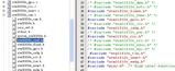 STM32的官方库函数调用