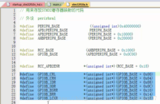 STM32 (5) 自己写库 构建库函数雏形1 寄存器结构体定义