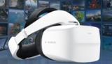 华为全新VR眼镜产品「HUAWEI VR Glass」亮相新品发布会