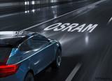 欧司朗推出新款LED智能车头灯,内置1024个可独立控制像素
