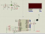 avr单片机atmega16自动浇花器Proteus仿真+源程序