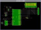DS1302时钟+1602液晶,proteus电路图+程序
