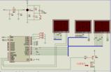 AVR单片机Atmega16电子时钟程序+仿真,内部定时器实现