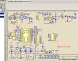 Atmega16l单相逆变器SPWM原理图PCB及源程序