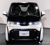 丰田的超小纯电动汽车,将东京车展进行展出